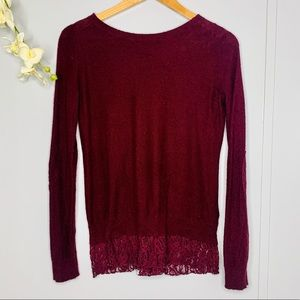 Anthropologie Angel of the North Top S